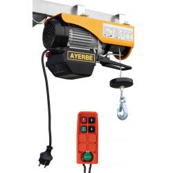 Elevador Elct.c/mando 12mt-6mt 200-400 Kg
