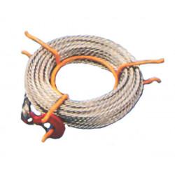 Cable Sirga Rollo 10mt-8,3 T7