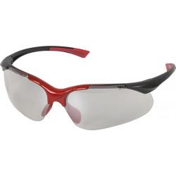 Gafas Proteccion Negra/roja