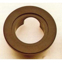 Escudo Nylon Negro 60 Mm. N-60
