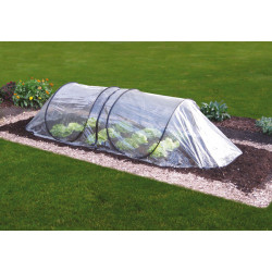 Tunel Cultivo Ext Impermeable 2,5x1,5m