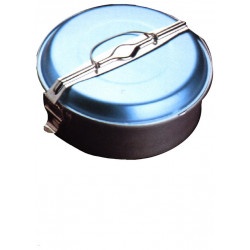 Fiambrera Aluminio 18 Cm