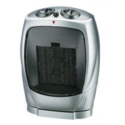 Calefactor Ceramico Oscilante 750/1500 W