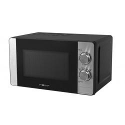 Microondas Negro Sin Grill 20l 700 W
