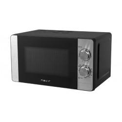 Microondas Negro Con Grill 20l 700 W