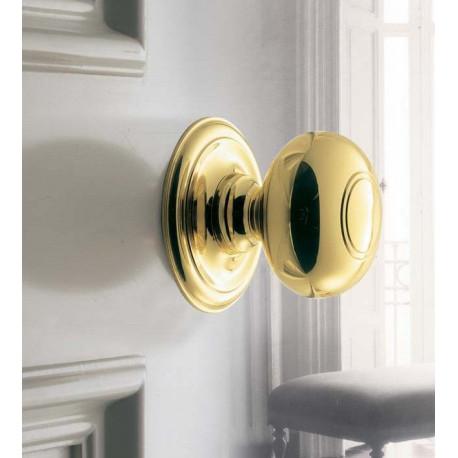 Comprar pomo puerta laton brillo 100 412lb en masferreteria - Pomo puerta exterior ...