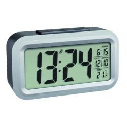 Reloj Digital Negro/termometro