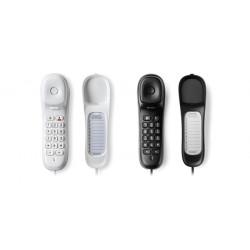 Telefono Monopieza Negro