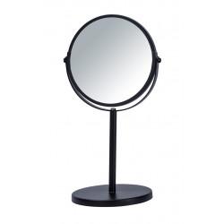 Espejo Con Pie 3 Aument Negro