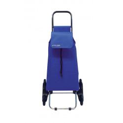 Carro Compra Saquet Ln 6r Azul
