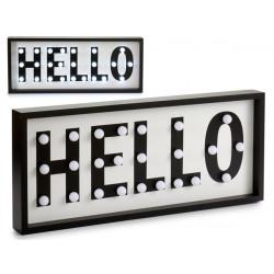 Marco Led Rectangular Hello 51x4x21.5