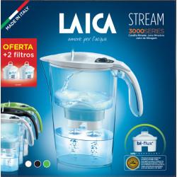 Jarra Filtracion Stream Verde 2 L