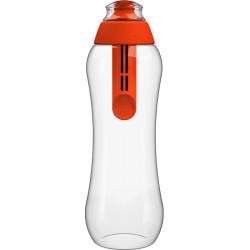 Botella Filtro Sport Rojo 500 Ml