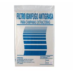 Filtro Campana Papel 6 U. 90 Cm