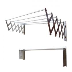 Tendedor Extensible Aluminio 1,0 M
