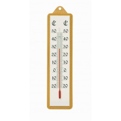 Termometro Plastico 265x66 Mm