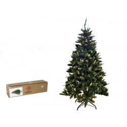 Arbol Navidad Deco Oro 318 Pun 120cm