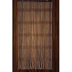Cortina Puerta Mad Bambu Bicol 90x180 Cm
