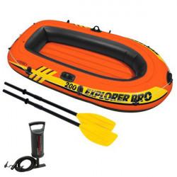 Barca Explorer Pro 200 196x102cm