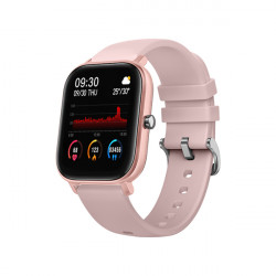 Smartwatch Curved Glass Rosa