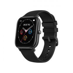 Smartwatch Curved Glass Negro