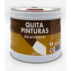 Quitapinturas Gel S/dicloro 2,5 L