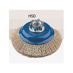 Cepillo Taza Acero Ltdo 85mm Alta Revol P/amoladora Hsd0085e