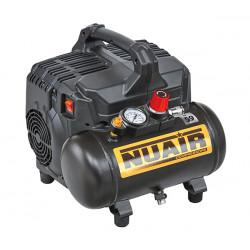 Compresor 1hp S/aceite 8bar 6 L