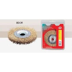 Cepillo Circular Acero Ltdo  75mm 0,3mm P/amola Bdor-9158 Bl