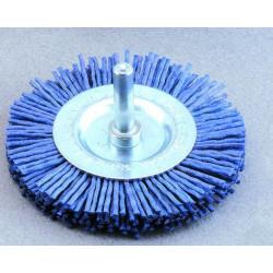 Cepillo Circular Nylon 75mm Grano 80 P/taladro Cna-9475 Bli