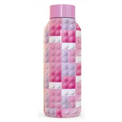Botella Termo Solid Pink Brick 510 Ml