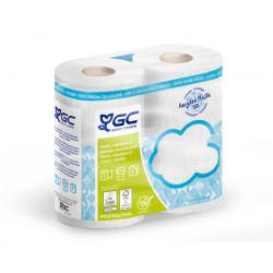 Papel Higienico 2c Pq.4 - 14m 140 Serv