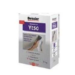 Yeso Fino Rellenos Blanco Interior Beissier Estuche 1kg 4054