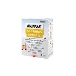 Plaste Aguaplast Acabados Blanco Interior Estuche 1kg 1341