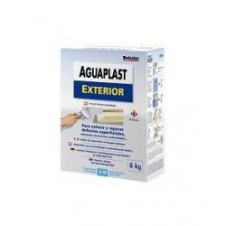 Plaste Aguaplast Exterior Blanco Exterior Estuche 1,5kg 789