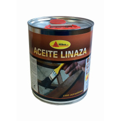 Aceite Linaza Cocido 4 Lt Aacc106 Promade
