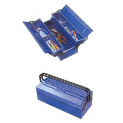 Caja Herramientas Metalica 34x21 N.3