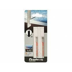 Hoja Sierra Calar Metal Corte Recto L.50mm 3pz X22003 Piranh
