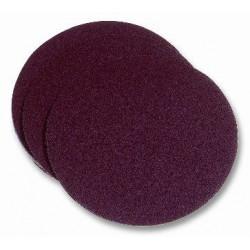 Disco Lija Velcro Papel 115mm Grano 120 10pz P/lijadora