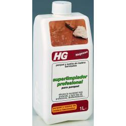 Limpiador Profesional Parquet 1,0l Hg 860501-210100130