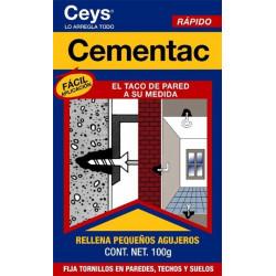 Cement0-fibro Fija Tornillos 100 Gramos Cementac 504501