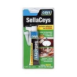 Silicona Universal Blanca 50 Ml. Sellaceys 505502