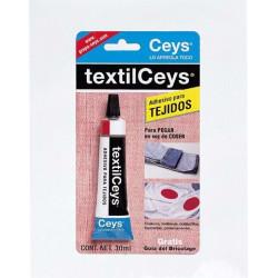 Pegamento Tejidos 30 Ml. 501024 Textilceys