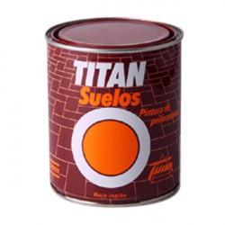 Titan Suelos Rojo Ingl.555-750