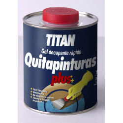 Quitapinturas Titan- Plus 084 750ml