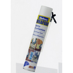 Espuma Poliuretano Spray 750 Ml. Orbafoam 41525