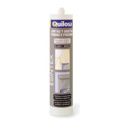 Sellador Acrilico Blanco Cartucho 300ml Sintex Ac-47 52001