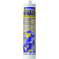 Silicona Acida Cristal Blanca Cr 300ml Orbasil K-95 57026