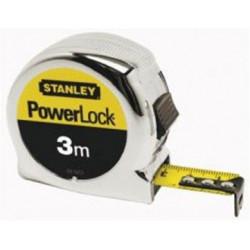 Flexometro Medic C/f 05mt-19,0mm Bli Abs Powerlock Stanley