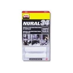 Masilla Adhesiva Para  Metales 50gr Nural-34 1770933
